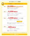 BIGLOBE SIM 1万円キャッシュバックキャンペーンが再び、他キャンペーンと組み合わせでNova lite が実質3千円ほどに【2月28日まで】